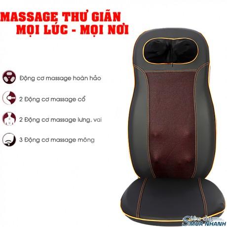 Đệm massage toàn thân Magic XD-801