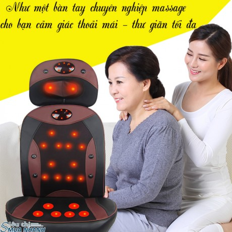 Đệm massage toàn thân New Magic XD-803