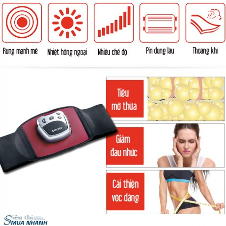 Máy massage xung điện Beurer EM-30