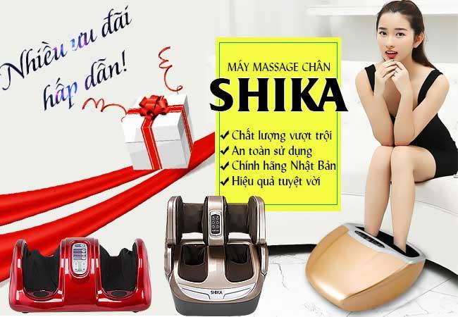 Nhiều quà tặng và giảm giá hấp dẫn khi mua máy massage toàn thân trong tháng