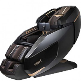 Ghế massage toàn thân OKACHI LUXURY ROYAL JP-8899 Cao Cấp (màu đen)