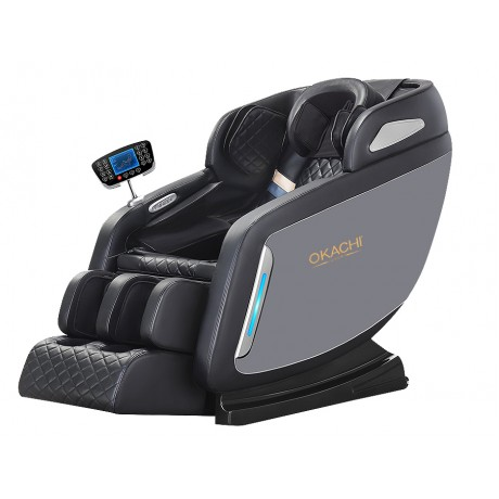 Ghế massage toàn thân OKACHI LUXURY Star JP-I9 (xám)