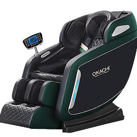 Ghế massage toàn thân OKACHI LUXURY Star JP-I9 (xanh)