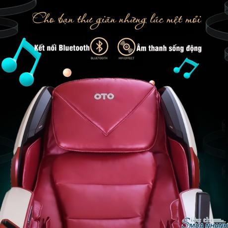 Ghế massage toàn thân OTO Prestige PE-09 (dòng cao cấp)
