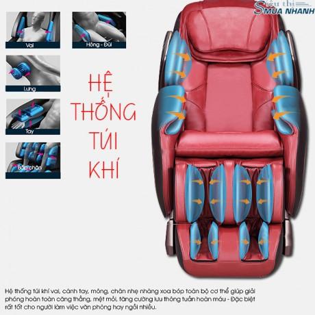 Ghế massage toàn thân Shika SK-Z600
