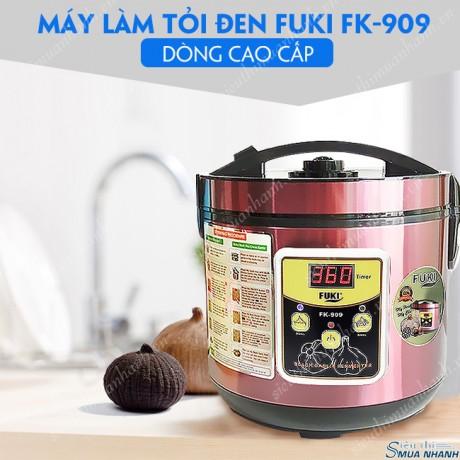 Máy làm tỏi đen Fuki FK-909 dòng cao cấp (đỏ tím)