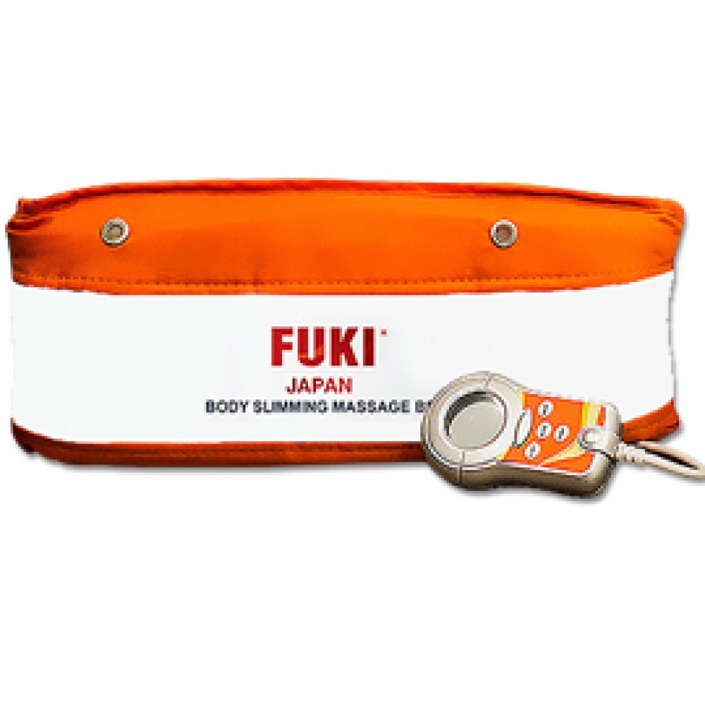 Máy massage bụng FUKI FK90 Thế hệ 2018 (màu cam)