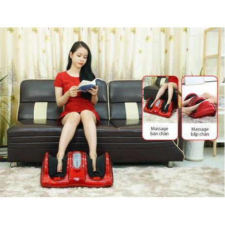 Máy massage chân hồng ngoại Fuki Nhật Bản FK-6811