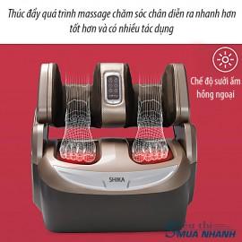 Máy massage chân hồng ngoại 3D Shika SK-0668