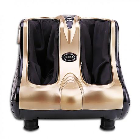 Máy massage chân cổ cao Shika SK-8911 Màu vàng