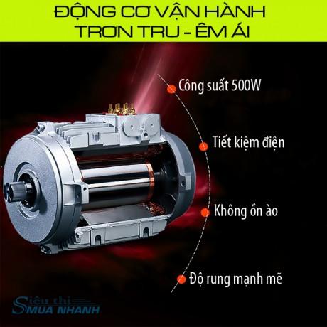 Máy rung toàn thân Shika SK0952 - dòng cao cấp