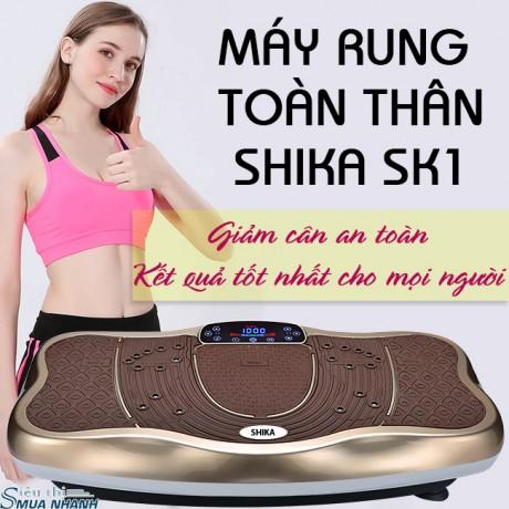 Máy rung toàn thân giảm béo Shika SK1