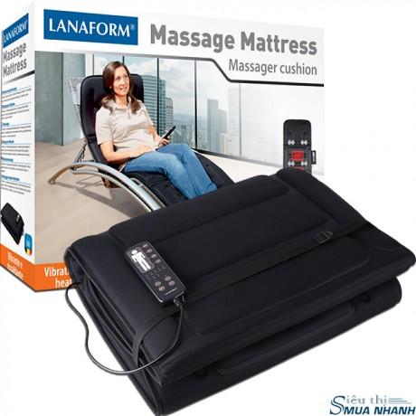 Nệm massage toàn thân Lanaform LA110315