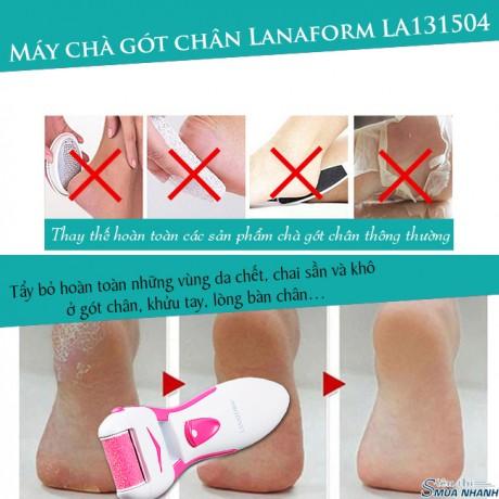 Máy chà gót chân Lanaform LA131504