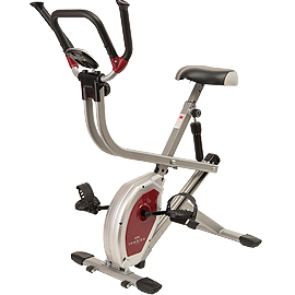 Xe đạp tập thể dục OTO ROW BIKE RB-1000 (màu bạc)