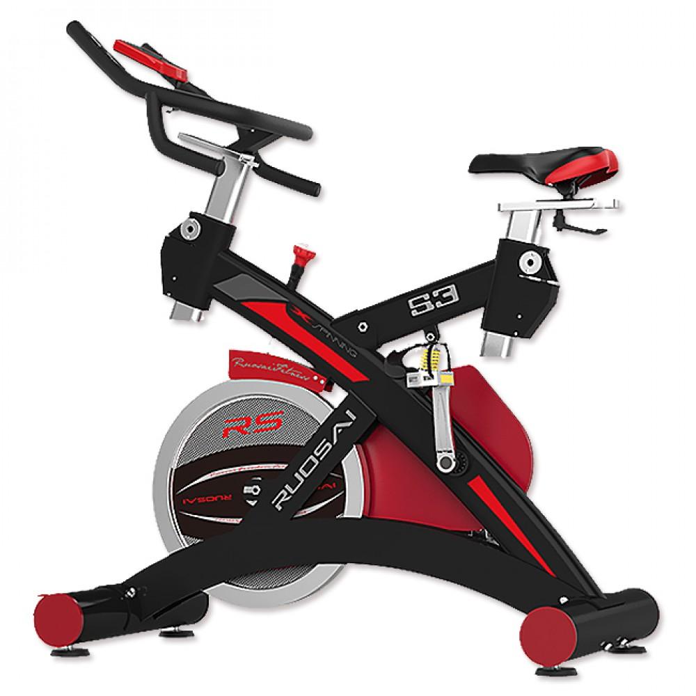 Xe đạp tập thể dục phòng Gym Ruosai S3 cao cấp