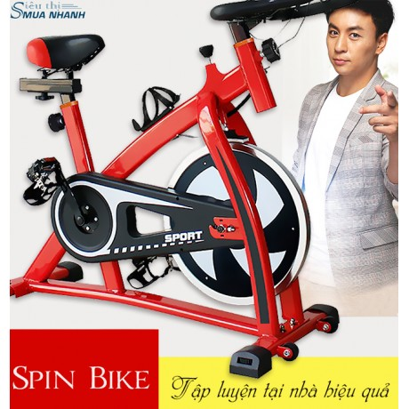 Xe đạp tập thể dục trong nhà Spin Bike