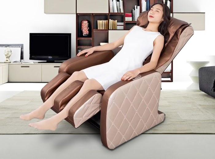 Bật mí 9 tác dụng của ghế massage dành cho sức khỏe